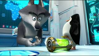 The north wind |clip| penguins of Madagascar |2014|