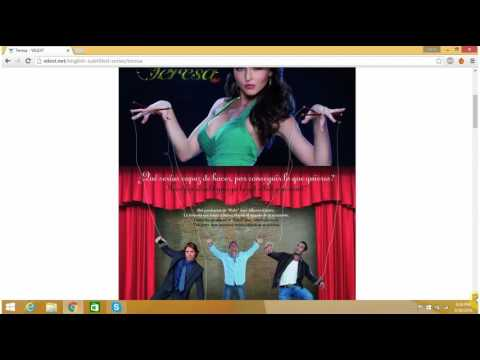 Watch Telenovelas Online (PC/Mac) with English Subtitles