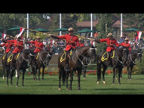 Northwest Profiles: Canada's RCMP Musical Ride