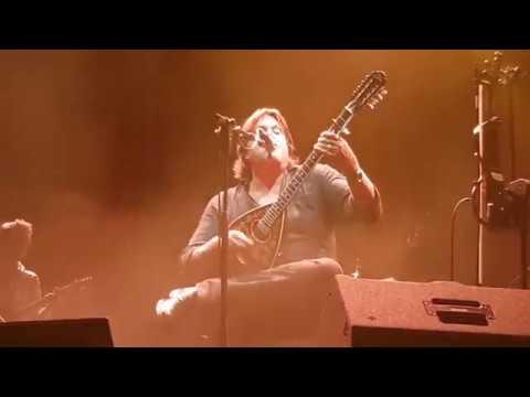 Cristiano De André canta De André al Festival Contro