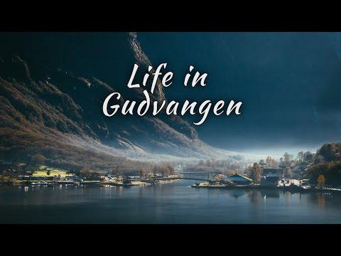 Life in Gudvangen