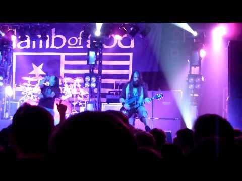 Lamb of God Live @ Cologne - Grace