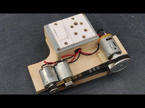 High Power Free Energy Generating Device