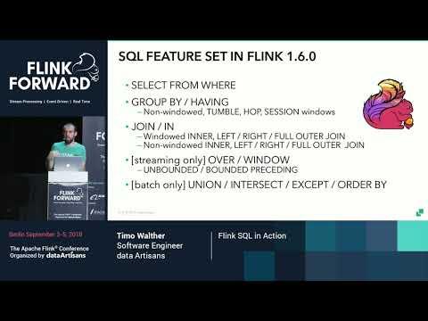 Flink SQL In Action - Timo Walther