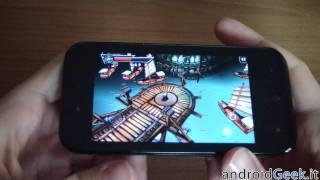 LG Optimus SOL E730 - Focus Games
