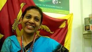 1st Cafe Asia & ICTI 2013 Sri Lanka Tea Board with Robin Stienberg National Critics Choice