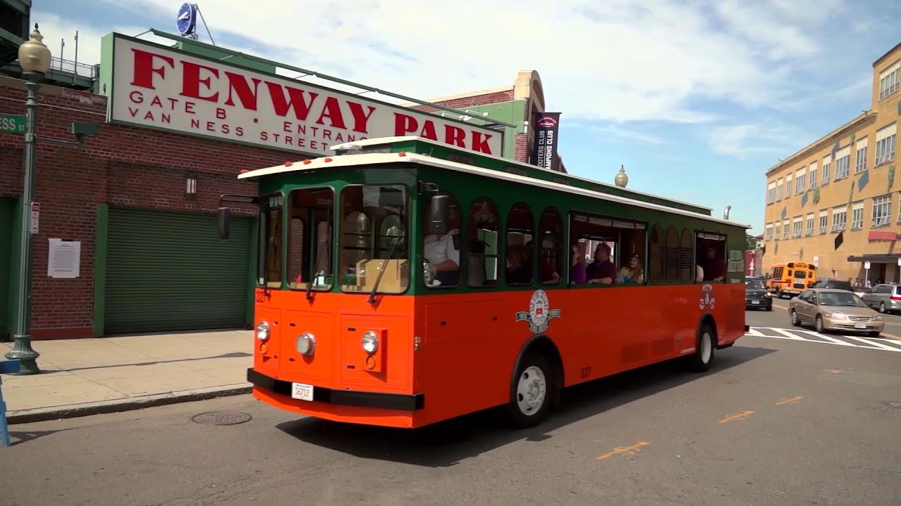 old town trolley tours boston map Old Town Trolley Tour Of Boston Boston Massachusetts Youtube old town trolley tours boston map