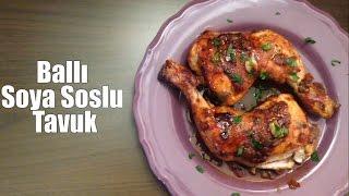 Ballı Soya Soslu Tavuk Tarifi | Yemek Tarifleri | FoodFellas