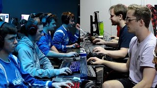 How a college esports team trains for success