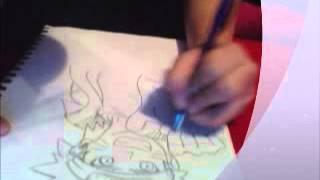 Naruto Drawing: Drawn By Josefina Zuniga (Me)