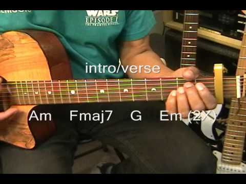 How To Play Sia CHANDELIER Guitar Lesson On Acoustic EZ Capo 1EricBlackmonMusic GIRL SONGS