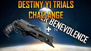 Destiny - Year 1 - Trials of Osiris Challange(Thorn-Her Benevolence)