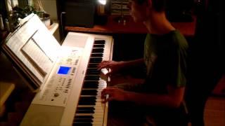 Prāta Vētra - Mana Dziesma (klavieres/piano cover) - Arranged by Toms Mucenieks