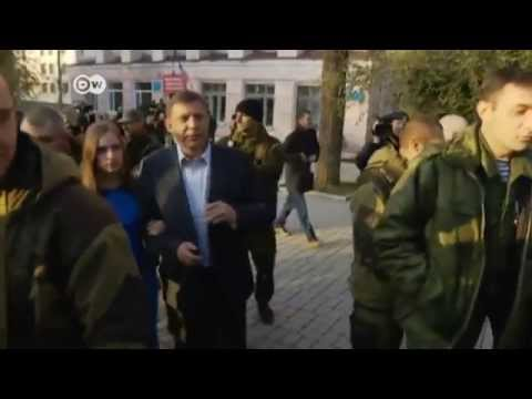 Separatists win Eastern Ukraine vote | Journal