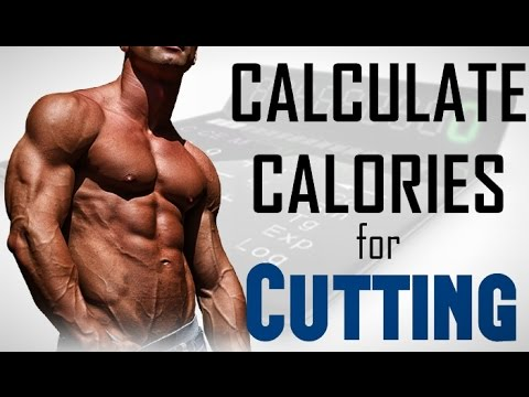 Calculate macros & daily caloric intake for cutting & lose weight fast   Hindi   Fitness rockers