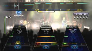 Welcome Home By Coheed Cambria Full Band FC 968