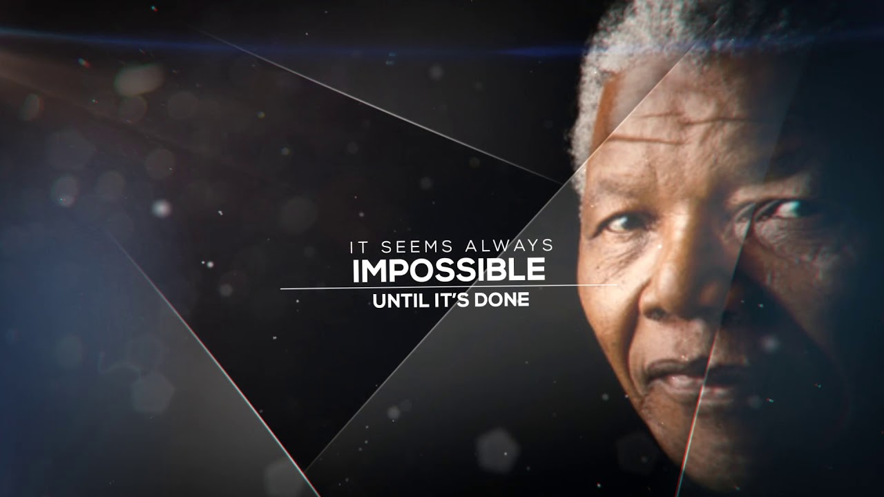 Nelson Mandela Quotes Yuva Unstoppable Youtube