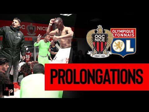 Nice 1-0 Lyon : prolongations
