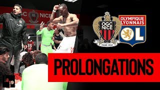 Nice 1-0 Lyon : prolongations