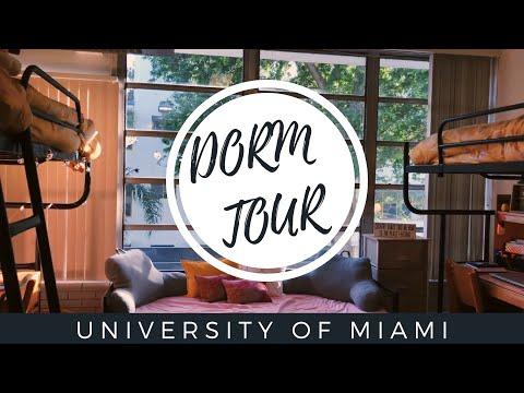 University of Miami Dorm Tour // Eaton Residential College