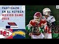 Mahomes vs. Rivers Duelo de titanes en la CDMX 2019 | NFL en Español