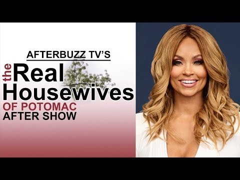 Real Housewives Of Potomac | Interview w/ Gizelle Bryant | AfterBuzz TV