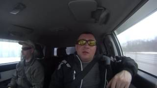 A road to Karelia. English Subtitles! (Adventure in Karelia. Part 1)