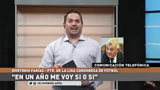 Emeterio Farias En El Show En La Red