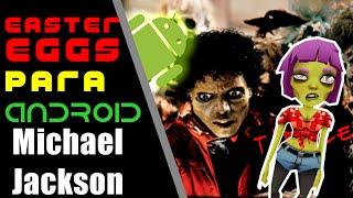 #ReviewsDeGames EASTER EGGS EM JOGOS ANDROID -Michael Jackson novo easter egg