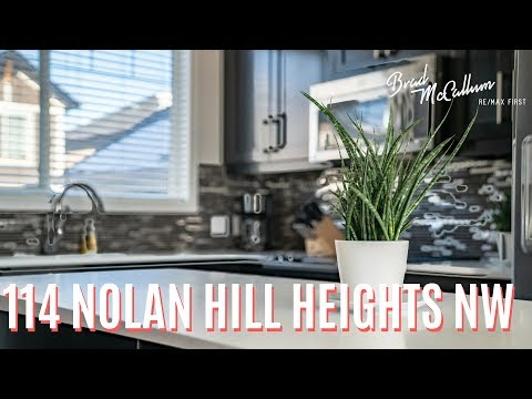 114 Nolan Hill Heights NW - Incredible Townhome In NW Calgary! Real Estate 2019