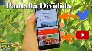 Pantalla Dividida o Multi Ventana en Tu Telefono Android Muy Facil (No Root)