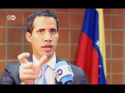 """Juan Guaidó: """"El tiempo juega en contra de Nicolás Maduro"""""""