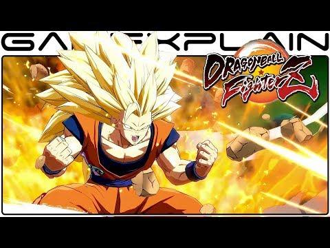Dragon Ball FighterZ - Open Beta Stream!