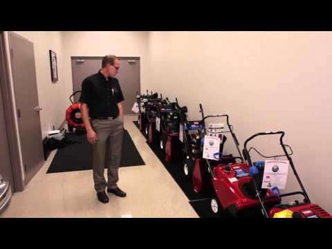 Choosing The Right Snow Blower from Moe's Outdoor Equipment & Supplies (2012)