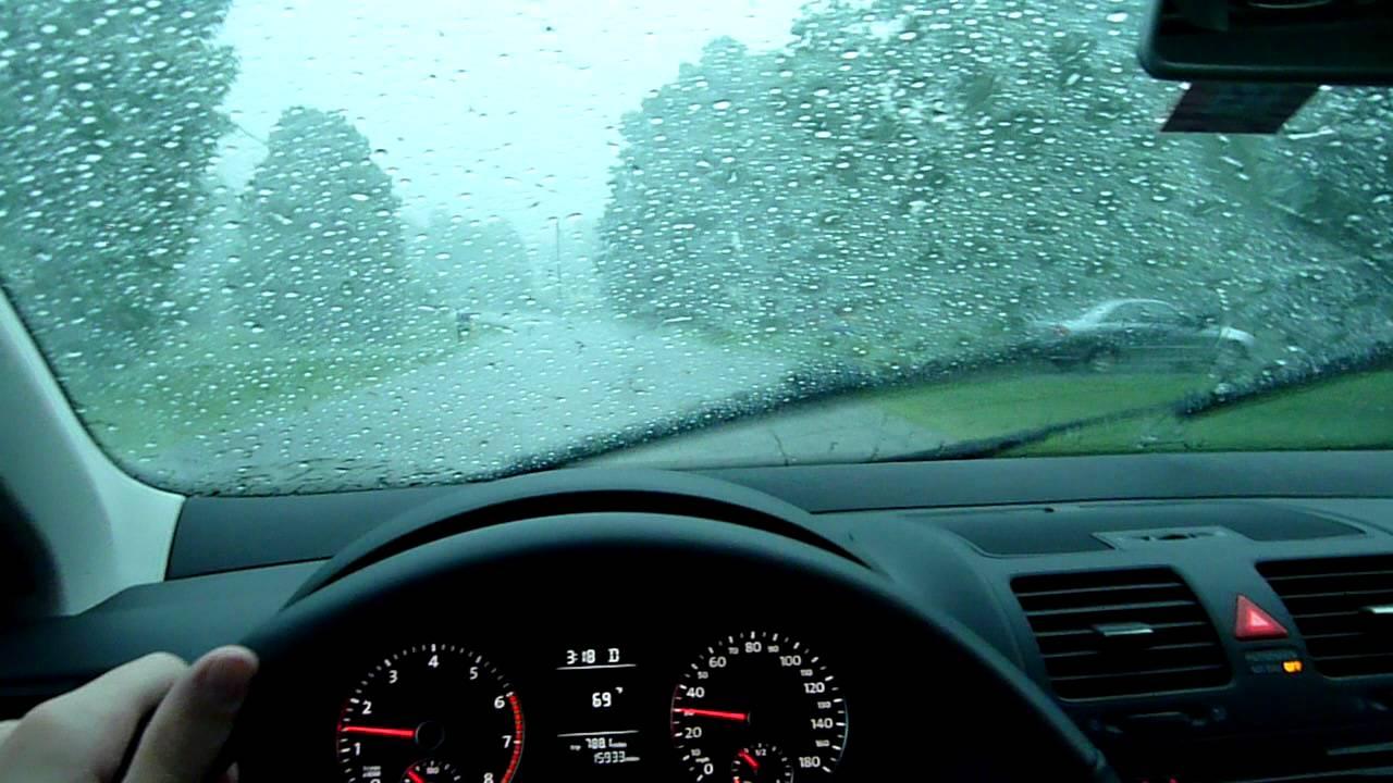 volkswagen jetta  crazy wild storm youtube