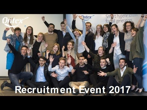 Ontex - Global Graduate Program event 2017