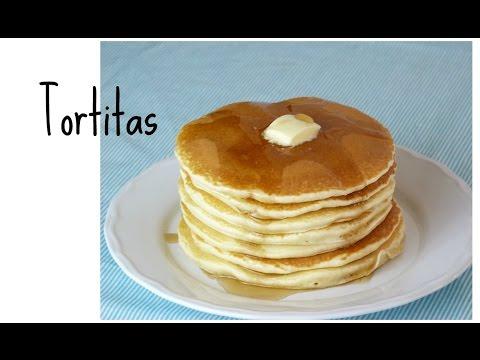 Tortitas  Fáciles y rápidas / Pancakes