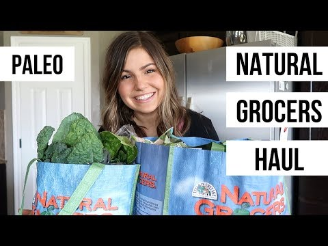 Paleo Grocery Haul | Natural Grocers