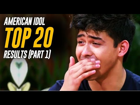 American Idol TOP 20 Results (Part 1): Did The Judges Get It Right?