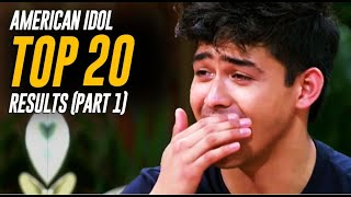 American Idol Top 20 Results Part 1 : Did The Judges Get It Right?