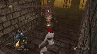 Dark Souls 2 - Aldia Key, Soul Geyser (LOCATION)