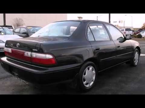 Attractive 1997 Toyota Corolla DX Auto In Bethesda, MD 20817