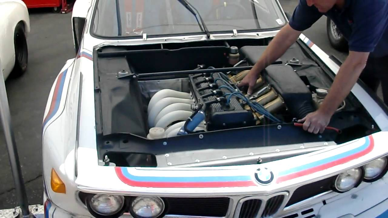 1974 bmw 3 0 csl race car revving laguna seca youtube. Black Bedroom Furniture Sets. Home Design Ideas