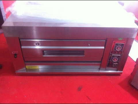 Single Deck Gas Pizza Oven Price in India - Delhi By AKS