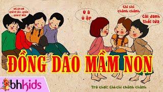 Nhạc Đồng Dao Thiếu Nhi Vui Nhộn [Official MV]