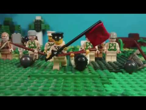 Первый день войны   ★ Лего Андрей
