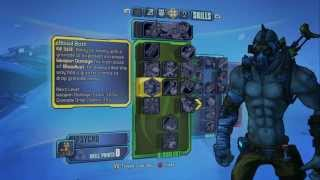 Borderlands 2 - Krieg the Psycho Available Now (First Look At Skill Tree)