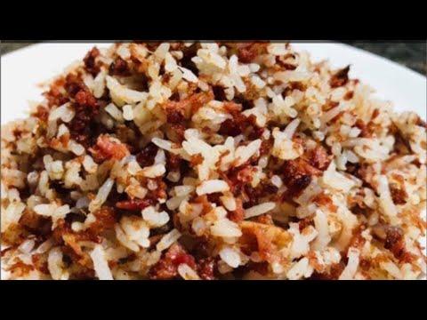 CORNED BEEF FRIED RICE Recipe
