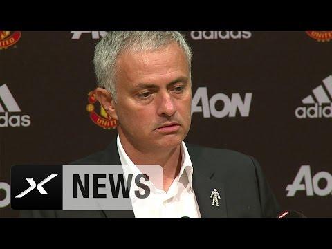 Jose Mourinho nach Sieg: Wechsel nicht der Grund   Manchester United - Leicester City