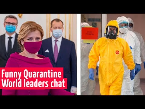 Quarantine Life - World Leader Group Chat